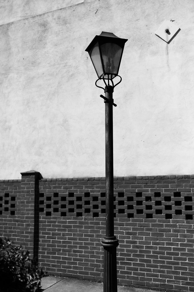 The Old Bank Lamp