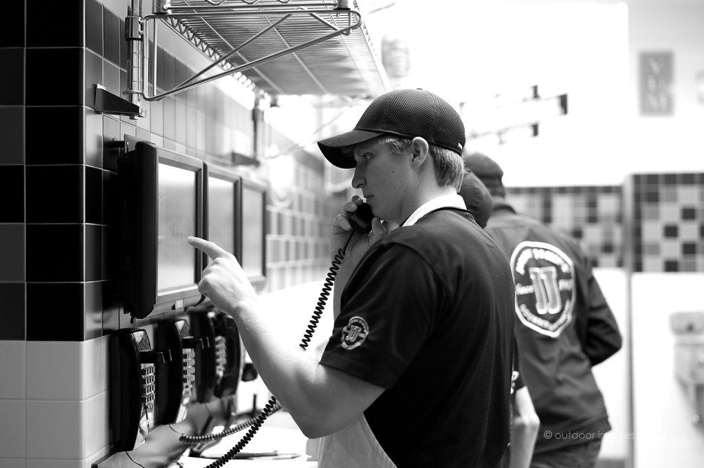 Taking Orders