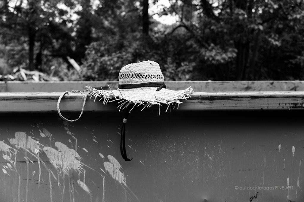 Hat Left Behind