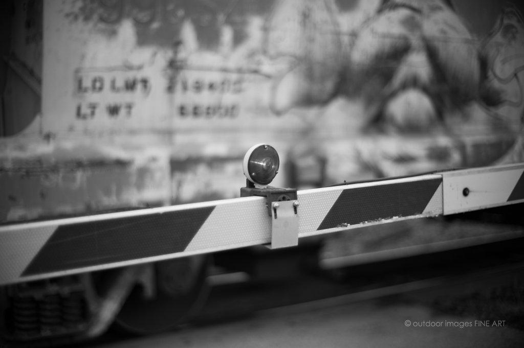 Crossing Barrier